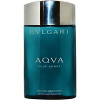 Bvlgari Aqua By Bvlgari Aftershave Emulsion 3.4 Oz