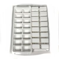 Room Essentials Ice Cube Trays White Lot Of 2 NEW Free Shipping