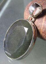 Handmade Labradorite Oval Fine Necklaces & Pendants