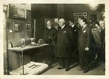 """""""Mr LAUTIER / Expo France Artisanale 1930"""" Photo originale G.DEVRED (Agce ROL)"""