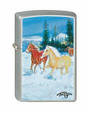 Zippo Lighter ⁕ Dream Team Horse ⁕ Linda Picken Collection ⁕ 2000420 Neu ⁕ A859
