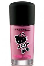 MAC Hello Kitty Nail Polish SOMETHING ABOUT PINK Lacquer Authentic BNIB