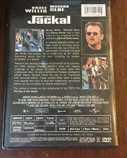 The Jackal (DVD, 1998, Collectors Edition)