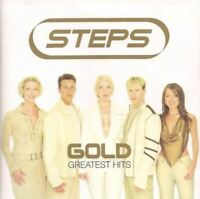 STEPS gold - greatest hits (CD, compilation, Singapore issue) best of, pop, 2001