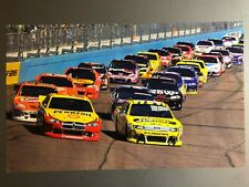 2012 Carl Edward's Ford Fusion NASCAR Race Car Print Picture Poster RARE!!