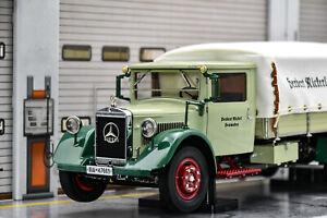 CMC M-170 Mercedes-Benz Lo 2750, 1934-38, Truck with Tarpaulin N0. 0152 NEW