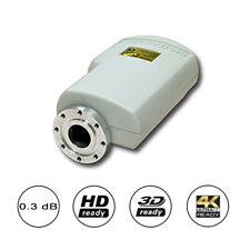 Invacom TWF-031 C120 0.3db HD Ready Twin Flange LNB For UK Europe