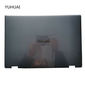 """For ASUS VivoBook 14 TP412UA SF4100 TP412F TP412 14""""Touch Laptop LCD Back Cover"""