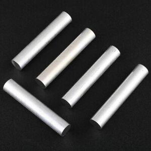 1x Magnesium Metal Rod 100mm High Purity 99.99% Mg Dia.12/14/16/18/20/25/30mm