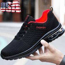 Comfortable Non-slip Men's Sneakers Air Cushion Tennis Walking Running Shoes Gym