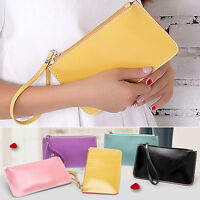 Women Lady Wallet Purse ID Card Phone Holder Coin Bag Clutch Handbag Wondrous
