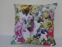 Designers Guild Tela Floral Colección Orangerie, Rosa Funda de Cojín Design 5
