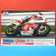 Tamiya 1/12 Yamaha YZR500 (OW70) TAIRA Version model kit #14075
