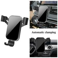 Car Air Vent Mount Holder Cradle Stands Mobile Phone Holders Gravity GPS
