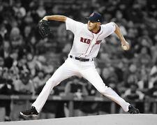 Boston Red Sox CHRIS SALE Glossy 8x10 Photo Spotlight Print Baseball Poster