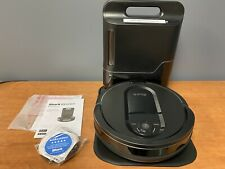 NEW Shark IQ Robot Self Empty Vacuum RV1001AE WiFi & Alexa Enabled R101AE