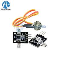 5V Heartbeat Rate Pulse Sensor Detector Module Finger For Arduino Raspberry pi
