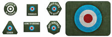 Flames of War BNIB British Late War Tokens and Objectives BR905