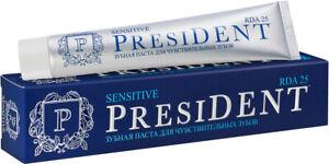 Toothpaste    PRESIDENT 75MI