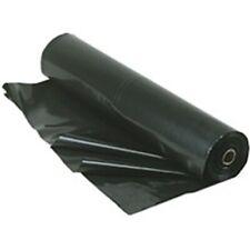 Trm 1020B Visqueen, All-Weather Polyethylene Sheeting, 10 Mil, 20' x 100',Black