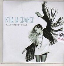 (DB819) Kyla La Grange, Walk Through Walls - 2012 DJ CD