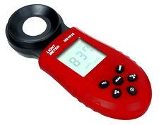 Digital luxmeter brightness intensity measure light meter luminometer photometer