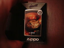 MAZZI SNAKE ZIPPO LIGHTER MINT IN BOX 2010