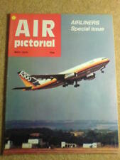 AIR PICTORIAL - AIRLINERS - May 1979 Vol 41 # 5