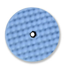 "3M 5708 8"" Perfect It Ultrafine Foam Polishing Pad Double Sided Quick Connect"