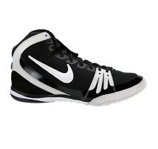 9b7a5193f0c Nike Freek Wrestling Shoes Hypersweep Black White 316403-011 Mens Size 12