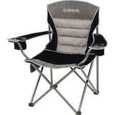 Magellan Outdoors Oversized Ultra Comfort Heavy Duty Camping Padded Mesh Chair