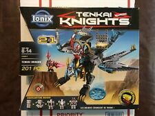 Ionix Tenkai Dragon Knights Building Toy 201 pieces