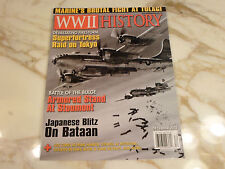 WWII HISTORY Magazine, December 2013 (Volume 12-Number 7)- Military Heritage WW2