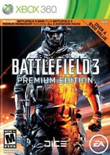 Battlefield 3 [Premium Edition] Xbox 360 Game Complete Case With Manual