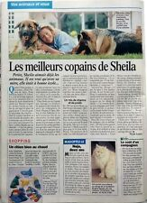 Mag Femme Actuelle 1998: SHEILA_DAVE_Top model HEATHER MILLS
