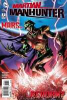 Martian Manhunter #7 DC Comic 1st Print 2015 unread NM