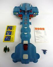 """EXO SQUAD ELECTRONIC EXOCARRIER RESOLUTE II Vintage Playmates 16"""" Vehicle 1995"""