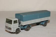 Wiking, Mercedes Semi Truck with Covered Bed