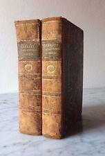 ERNESTI: Praefationes et notae AD Ciceronis OPERUM OMNIUM editionem, 2 BDE, 1806