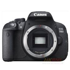 Canon EOS 700D Body DSLR Camera 18MP Rebel T5i Kiss X7i ~ Brand NEW Kit Box