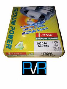 4 x Iridium Power High Performance Spark Plug