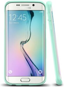 SPIGEN Ultra Hybrid Galaxy S6 Edge Case with Air Cushion Technology - Mint