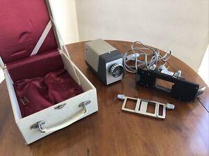 Cabin Auto Changer Vintage Slide projector Cabin