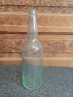 Old Vintage Grain Belt Beer Clear Glass Bottle