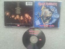 IRON MAIDEN NO PRAYER FOR THE DYING AUSTRIA 1990 COLLECTORS EDITION FIRST PRESS