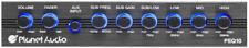 Planet Audio PEQ10 Half-DIN, 4 Band Car Equalizer, Subwoofer Output with Adjusta