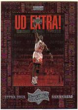 1999 Upper Deck Michael Jordan Athlete of the Century UD Remembers #10 Michael J