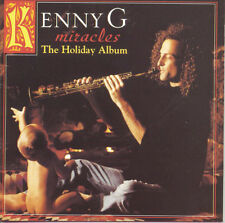 Miracles: The Holiday Album By Kenny G On Audio CD Very Good