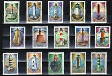 Russia - USSR 1982, 1983 & 1984 ☀ Architecture - Lighthouses 3 cpl sets ☀ MNH**