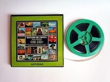 Retazos de España: Asturias ► Super 8mm Guia Turistica 1970s Logar Retro Vintage